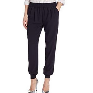 Joie Mariner Jogger Pants Black Women's S